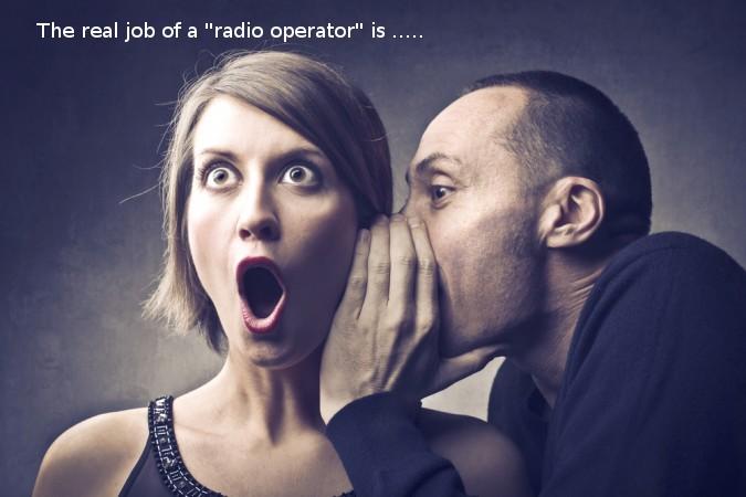 radio operator WWII