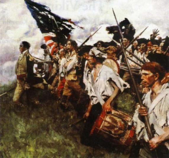 american revolution 1