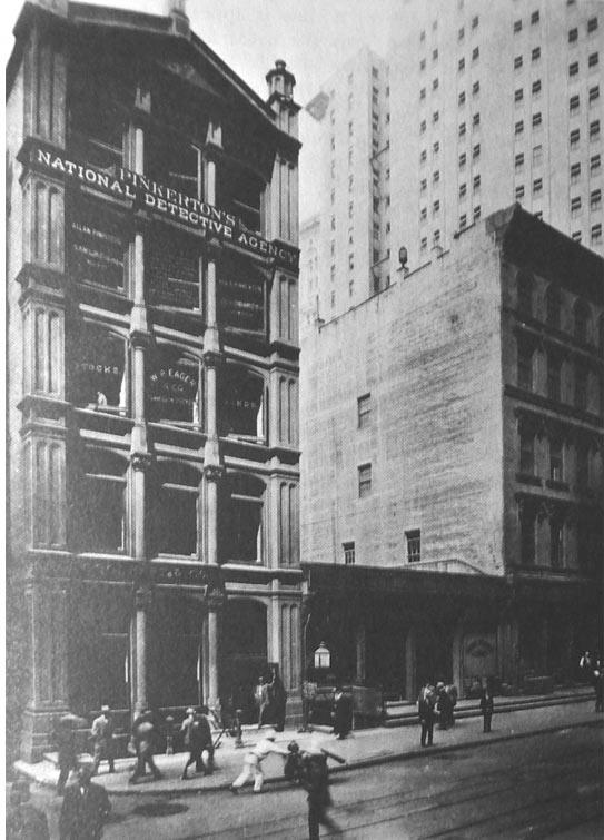pinkertonofficeny 57 Broadway