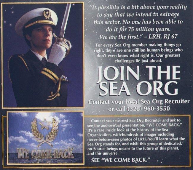 sea org