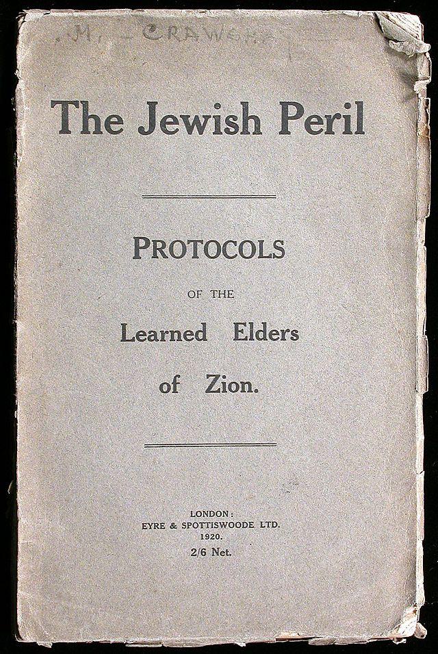 1920_The_Jewish_Peril_-_Eyre_&_Spottiswoode_Ltd_-_1st_ed.