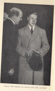 Lt. Colonel Norman Thwaites in his 20s from velvet and vinegar
