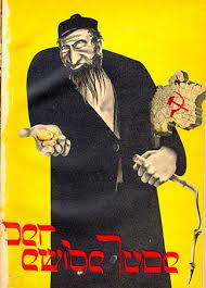 russian the eternal jew - antijewish