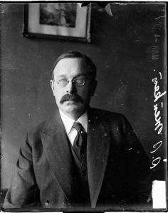 Solomon Menken in 1918 - Chicago Daily News