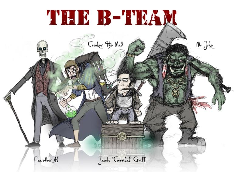 The-B-Team