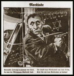 the jew - antijewish