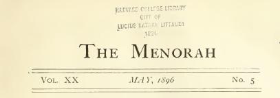 The_Menorah_Vol._XX_May_1896