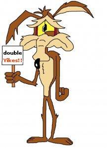 wiley-double yikes