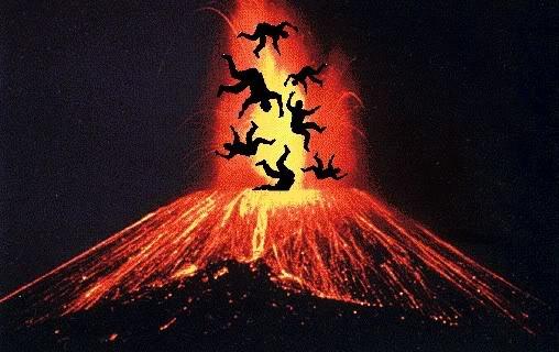 volcanos OT III