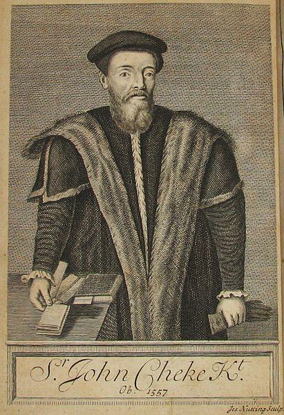 john cheke 1567