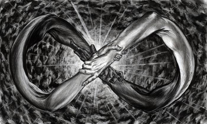 paul-bielaczyc-eternity - arm wrestling