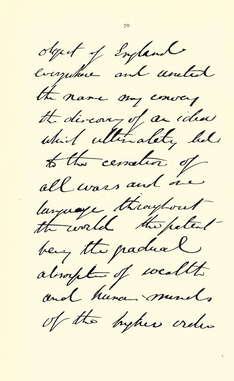 rhodes to stead - england everywhere autum 1891 - 2