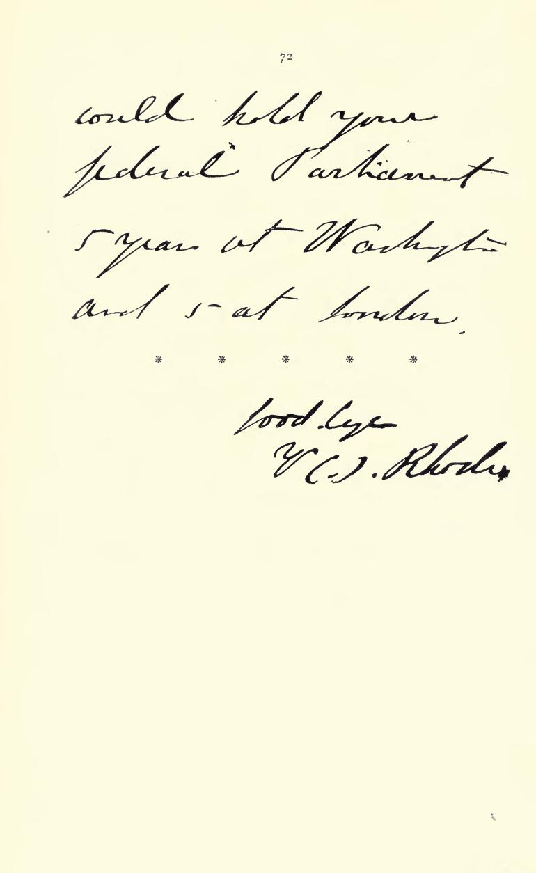 rhodes to stead - england everywhere autum 1891 - 4