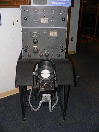 US Navy radio direction finder