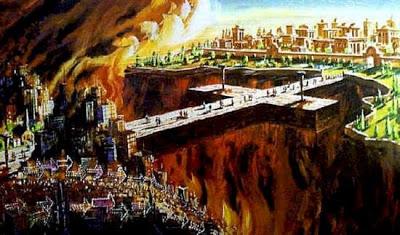cross bridge fr earth to heaven