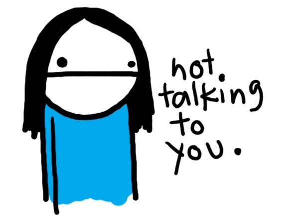 not-talking