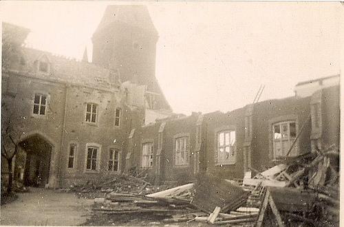 Sutton hospital - WWII