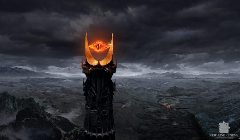 baraddur - the great all seeing eye