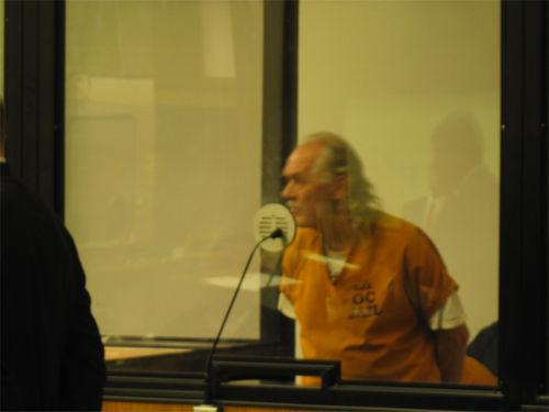 Brenice in shackles - 2009