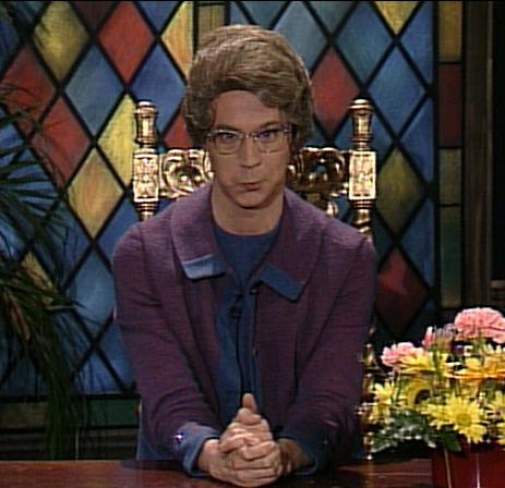 church lady dana garvey