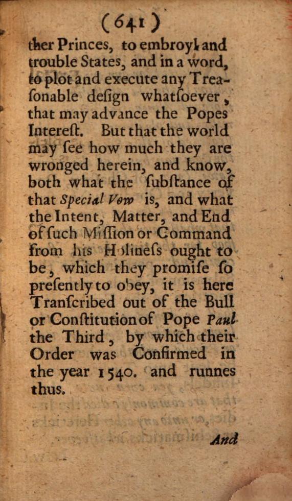 jesuits special vow 2