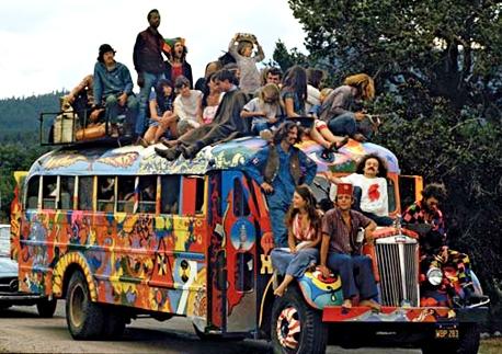 kesey bus