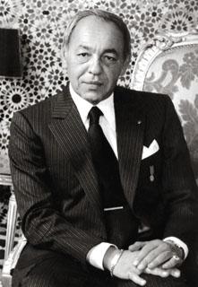King Hassan II
