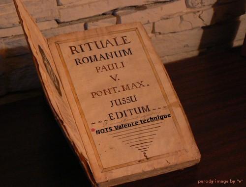rituale-romanum-exorcism-book pauli v aka NOTS valence