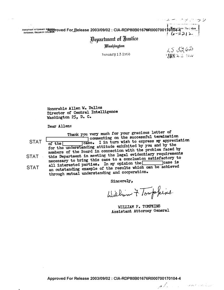 tompkins CIA-RDP80B01676R000700170104-4