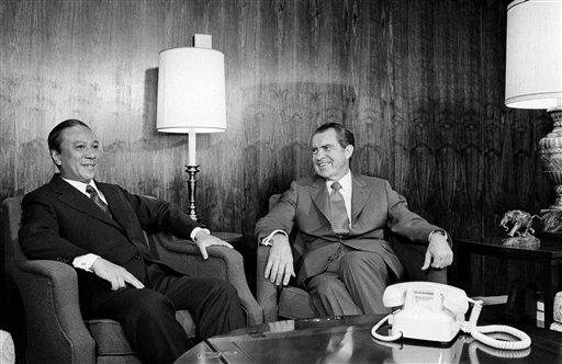 Richard Nixon, Richard M. Nixon, Nguyen Van Thieu