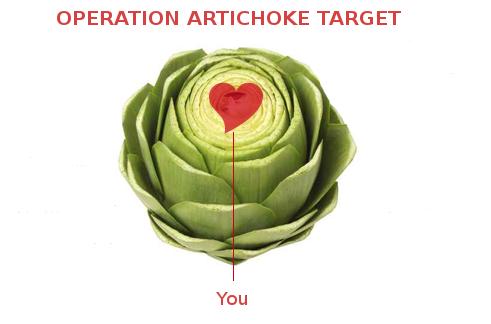 heart of artichoke YOU