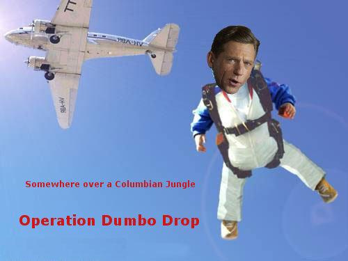 miscavige dumbo drop