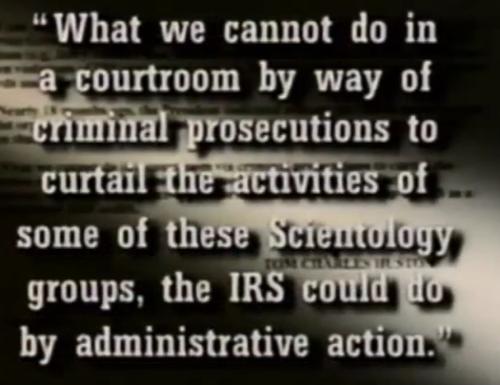 David_Miscavige_Lies_About_Haldeman_Memo_-_1993_IAS_tax_exemption