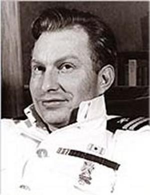 lieutenant ron hubbard WWII