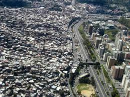 caracas venezuela slum