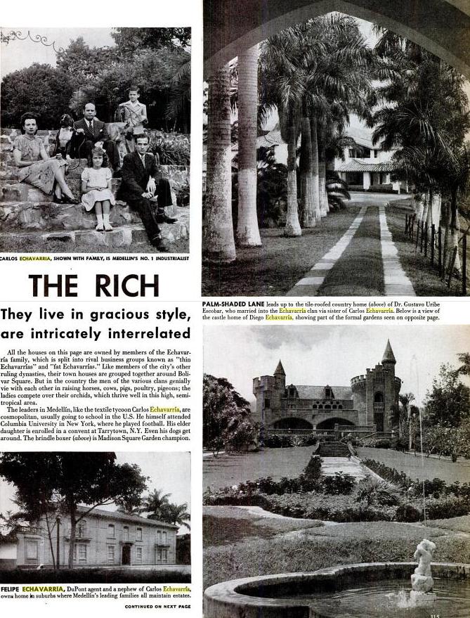 medellin life mag september 1947 6 echavarria houses