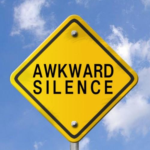 Awkward-silence-