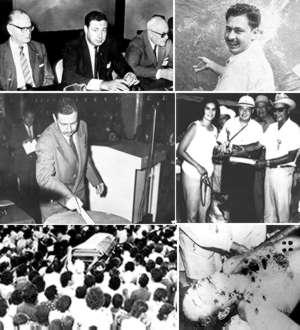 chamorro assassinated