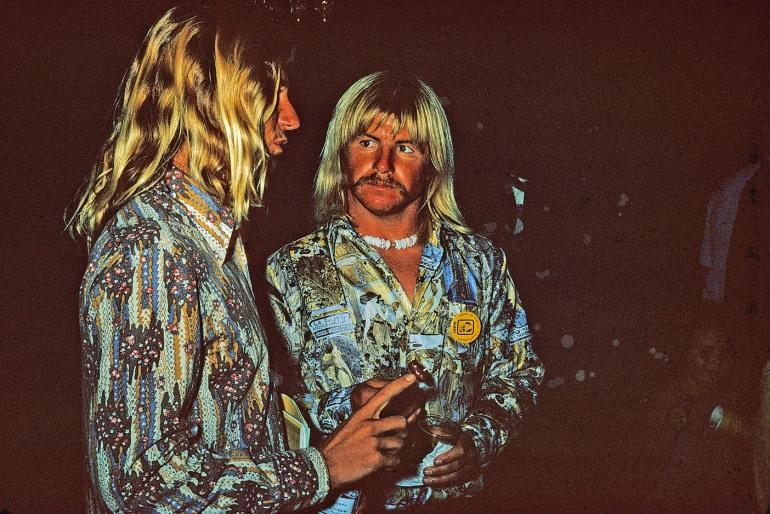 john gale and david noeuhewa 1971