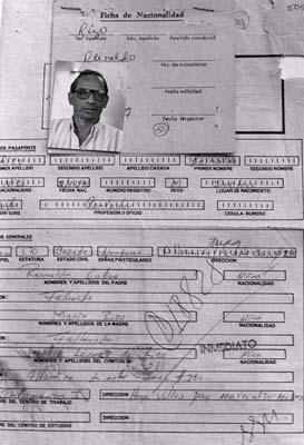 meneses false passport application -