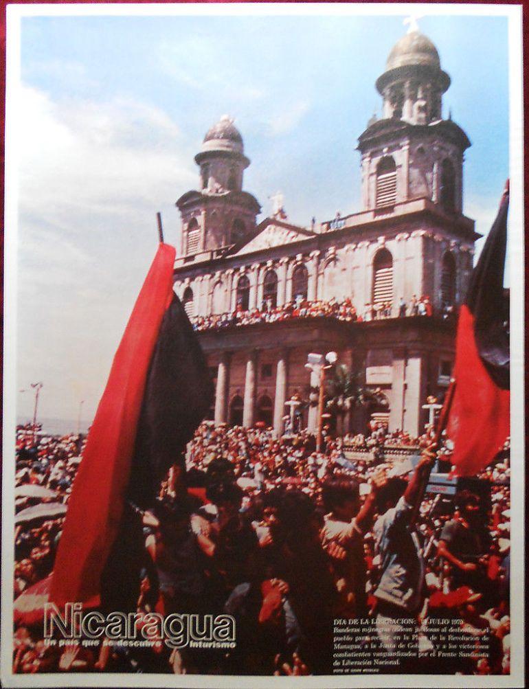 nicaragua revolution day 1979