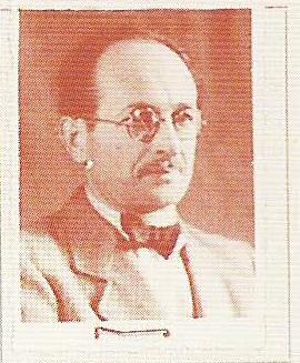 Eichmann in 1948 - fake name of Riccardo Klement