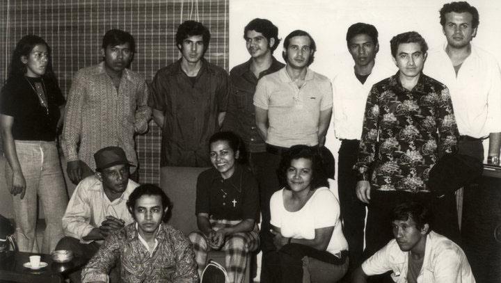sandanista commando group 1979