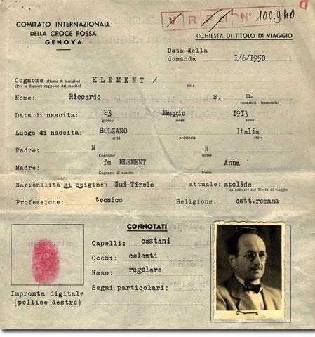 the red cross application eichmann