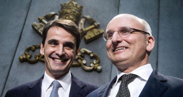 vultures vatican bank heads IOR