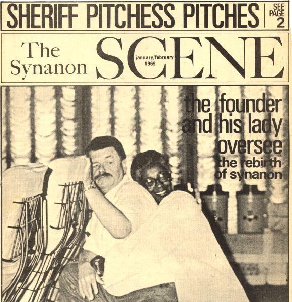 betty and chuck synanon 1969
