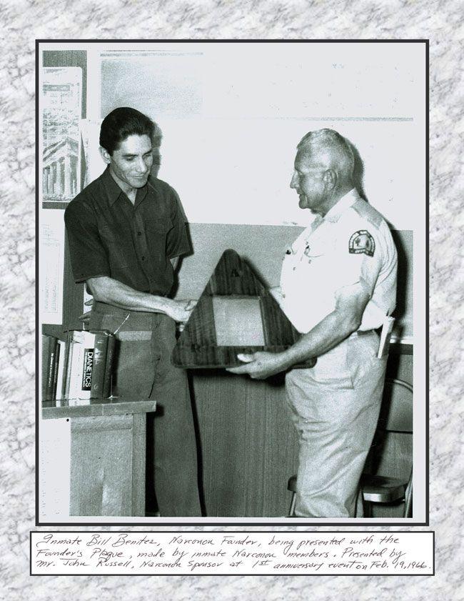 bill benitez award 1967 narconon