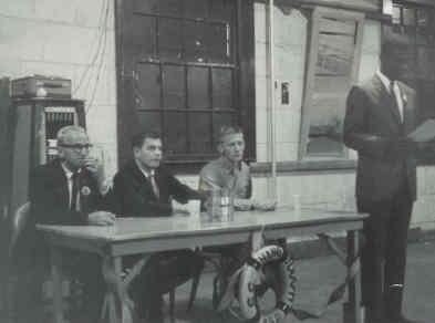 Charlie Hamer and Frankie Lago synanon prayer 1961