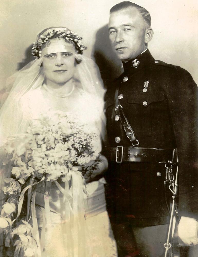 James marshall mchugh and dorothy schurman