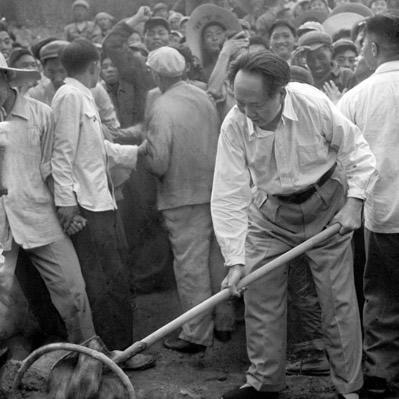 mao may 25 1958